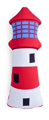 Petface Schwimmender Leuchtturm, Outdoor-Wassersport, Hundespielzeug