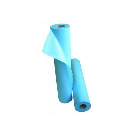 6 Rlx lighoezen, blauw links. 2-laags lijm, 50 x 38 cm, 36 g, PE/m2-J267GSM