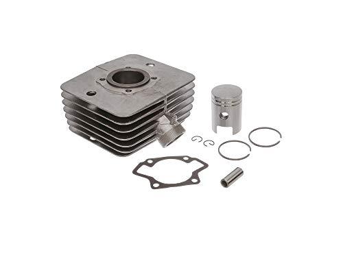 FEZ Zylinder + Kolben, 50ccm - für Simson S50