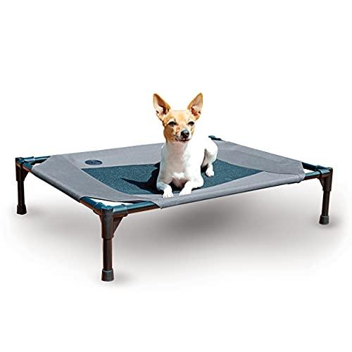 KH 771616 Original Pet Cot - erhöhtes Haustierbett für Hunde und Katzen - Mittel, M