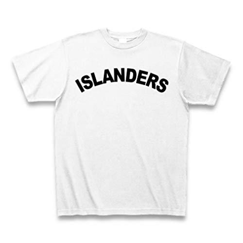 """(クラブティー) ClubT 野獣先輩の""""ISLANDERS"""" Tシャツ(ホワイト) M ホワイト"""