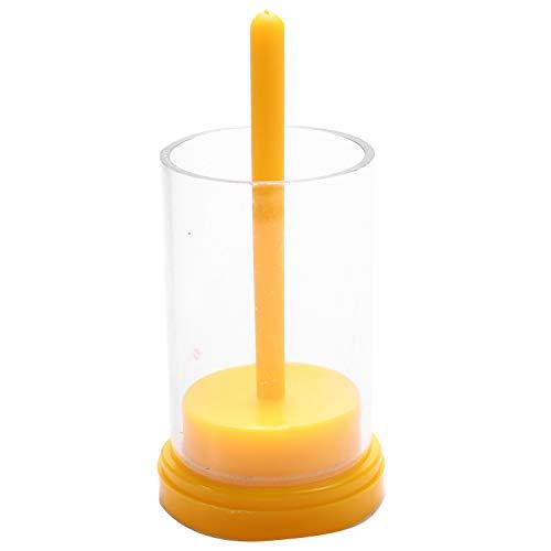 Hacbop Bottiglia di Plastica per Marcatore un Gabbia per Marcatura di Api con Attrezzatura per Apicoltura...