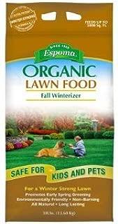 Organic Lawn Food Fall Winterizer