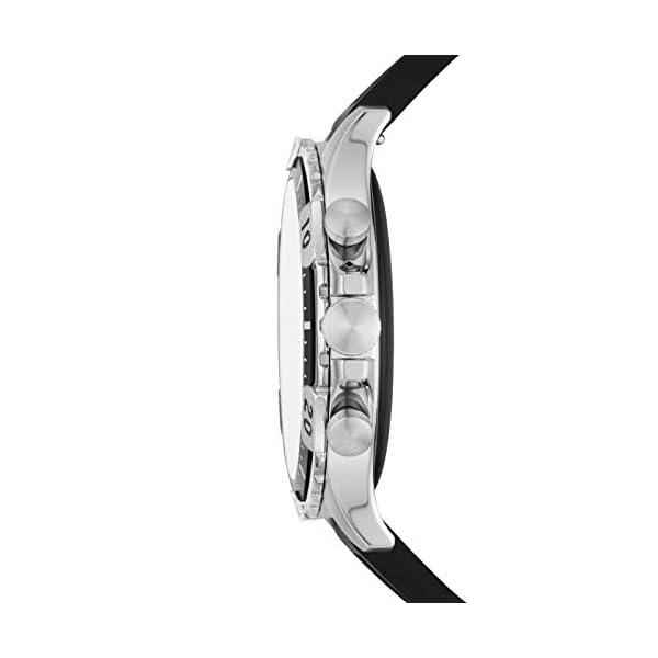 Fossil Connected Smartwatch Gen 5 para Hombre con pantalla táctil , altavoz, frecuencia cardíaca, GPS, NFC y… 5