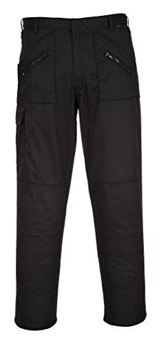Portwest broek (BKR26), maat 30 W x 29 l, zwart, 1