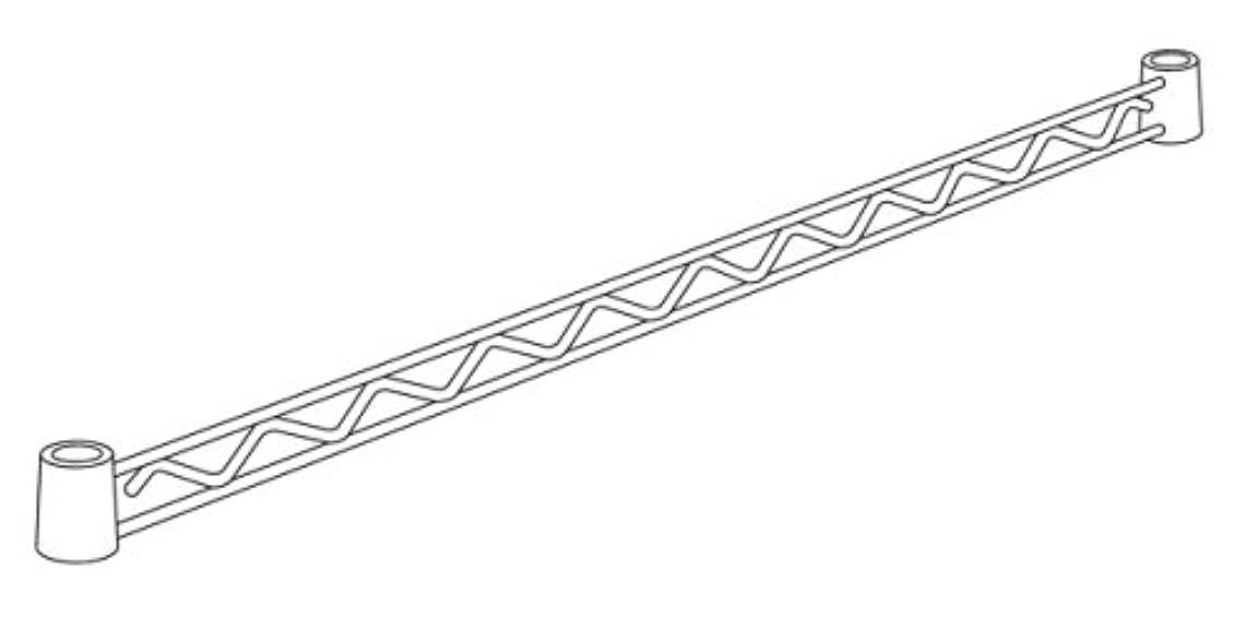 矩形健全傀儡ホームエレクター ハンガーレール ホワイト W1200mm用 HA148W