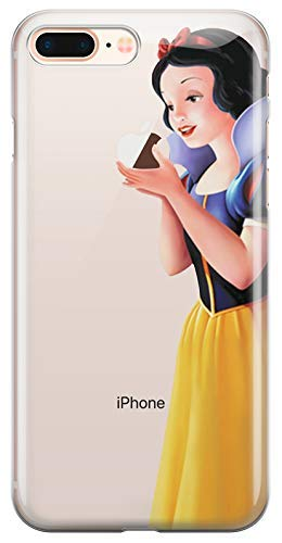 ALL4TOUCH Cover iPhone 6 6S Plus S Principesse Favole (iPhone 11 PRO Max, Biancaneve)