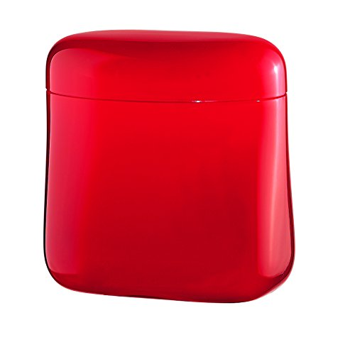 Koffie bewaardoos rood 0.70 Ltr Guzzini 27300065 Gocce