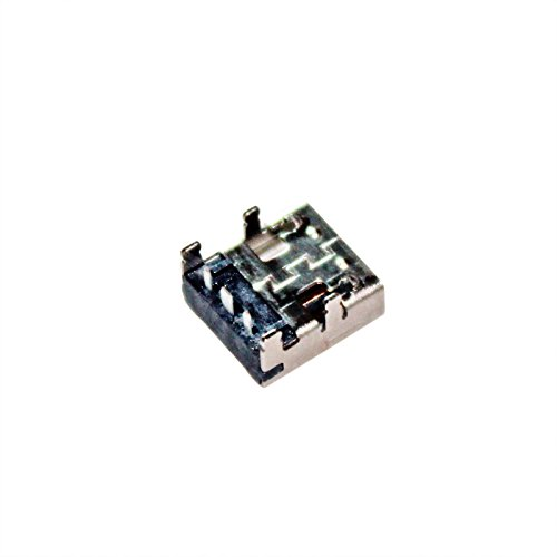 Gintai Conector de puerto de carga DC para Asus X205T 11.6' X205TA INTEL Z3735F TP200SA-UHBF TP200S TP200SA-DH04T