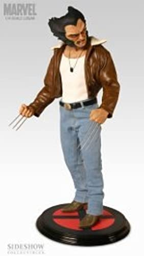 Sideshow Toys Marvel Wolverine Logan Statue