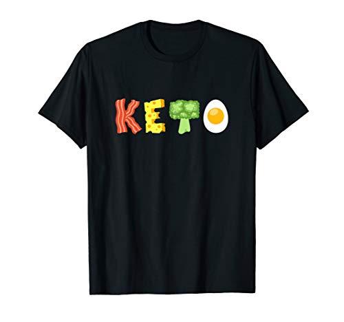 Keto Low-Carb Diet T-Shirt