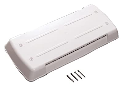 Ventmate Polar White Direct Replacement Dometic Refrigerator New Style Vent Lid