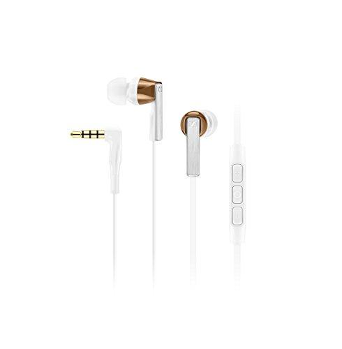 Sennheiser CX 5.00i In-ear hoofdtelefoon met geïntegreerde microfoon Galaxy wit