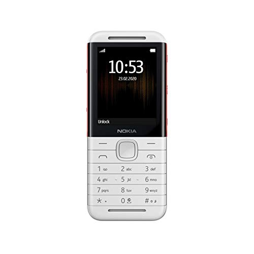 Nokia 5310 White/red Dual Sim