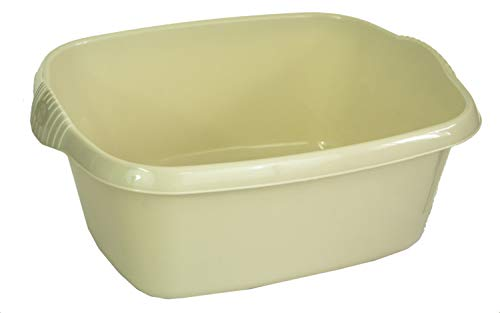 LARGE CREAM WASHING UP BOWL WHAM MADE IN UK by Wham
