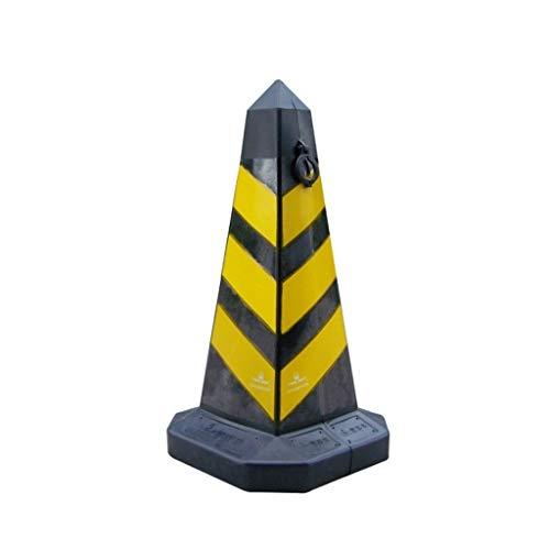 straight fire 68cm Traffic Cone Plastic Safety Cone Reflective Traffic Facilities Roadblock Construction Road Cone Road Sign