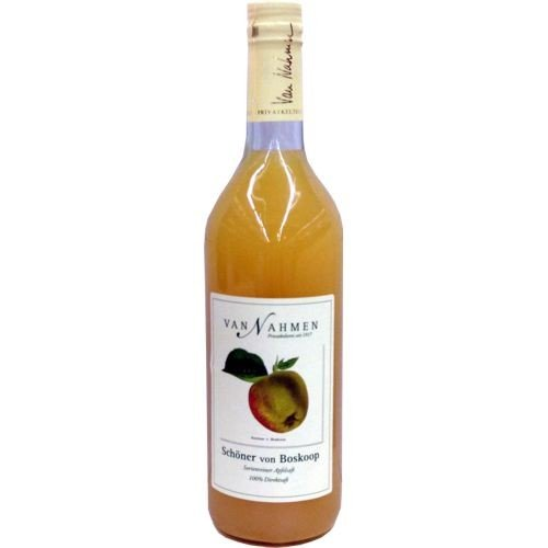 van Nahmen - Boskoop Apfelsaft, 100% Direktsaft, 750 ml