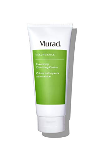 Murad Resurgence Renewing Cleansing Cream - Anti-Aging, Cleansing Cream Face Wash - Hydrating Daily Face Cleanser, 6.75 Fl Oz (packaging may vary)