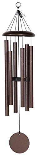 QMT 36 Corinthian Bells Windchime - Copper Vein