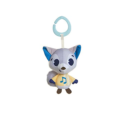 Tiny Love Tiny Friends Hochet Musical Rob Le Husky, Collection Polaire