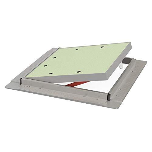 CONSTRUSIM C6716120 C6716060-Tra. cy 13 Premium 600x600-Envase de 2 ud, Negro