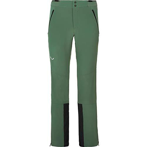 Salewa LAGORAI DST M PNT, Pantaloni da sci Alpinismo, Uomo, 50/L, Duck Green