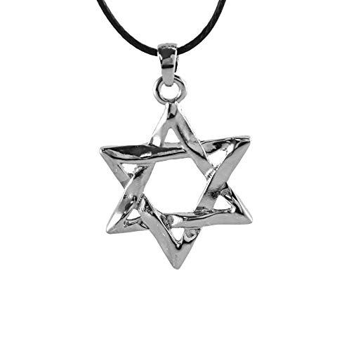 Bobury Cha/îne Cha/îne Choker Chunky Statement Collier Triangle Perle Pendentif R/églable