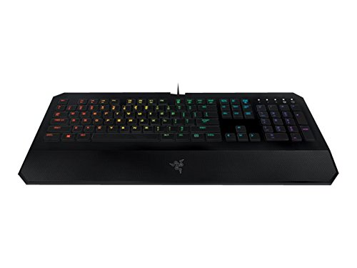 Our #6 Pick is the Razer Deathstalker Chroma Chiclet Keyboard