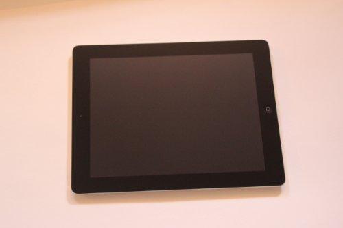 Apple iPad The new iPad Wi-Fi 64GB - tablets (IEEE 802.11n, iOS, Slate, iOS, Black, Lithium Polymer (LiPo))