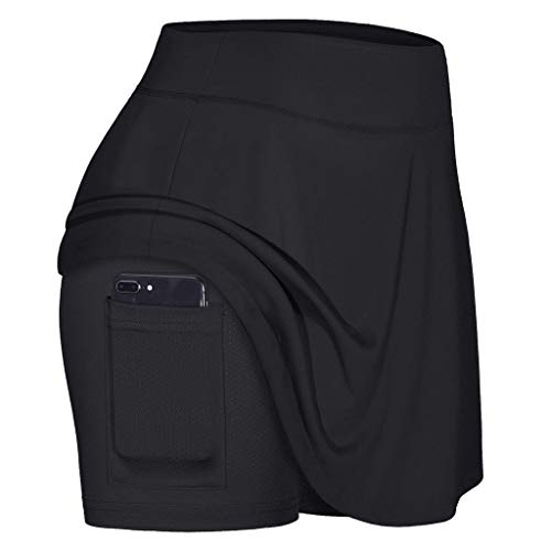 Muicook Womens Athletic Tennis Skort Exercise Skirt $10.20 (70% Off with code)