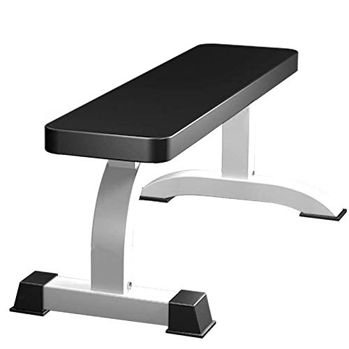XIAOBUSHI Home fitness equipment weightlifting bed bench press weightlifting bed multi-functional stool stool standard level professional fitness chairs (Color : 115 * 53 * 45cmBlack)