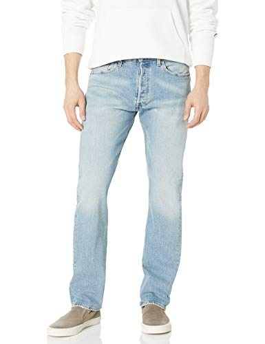 Levi's Men's 501 Original Fit Jeans, O'Patrick, 34W x 29L