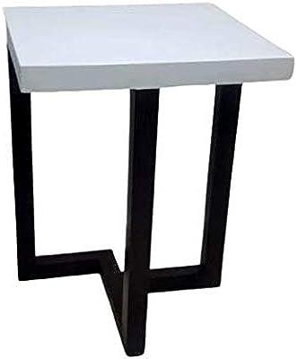 """Dream Design Side Table for Living Room, Teak Wood, 14"""" X 14"""" X 18"""" ht,"""