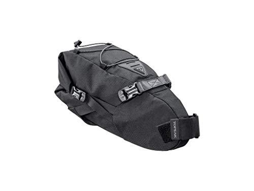 Topeak Unisex– Erwachsene Backloader Gepäckträgertasche, schwarz, 10 Liter