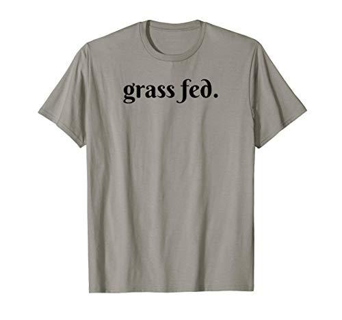 Grass Fed T-Shirt | Vegan Shirt