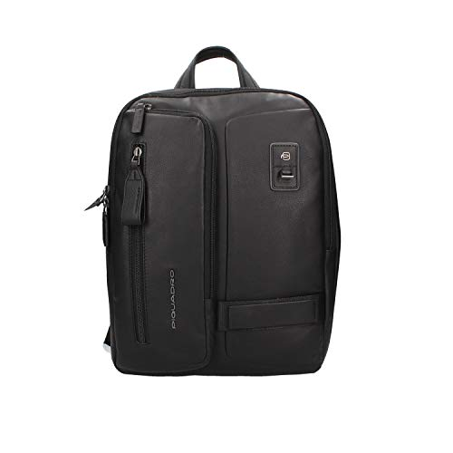PIQUADRO Dioniso Laptop Backpack Nero