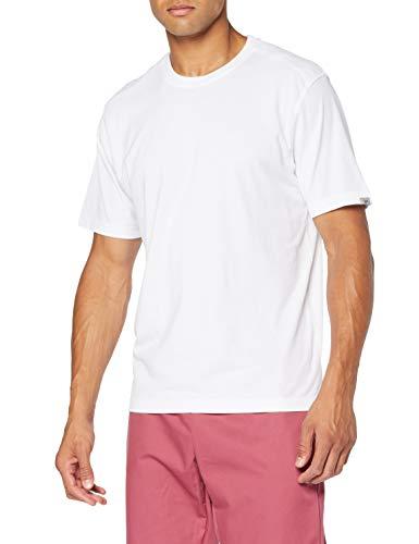 Camiseta blanca (8XL, blanca)