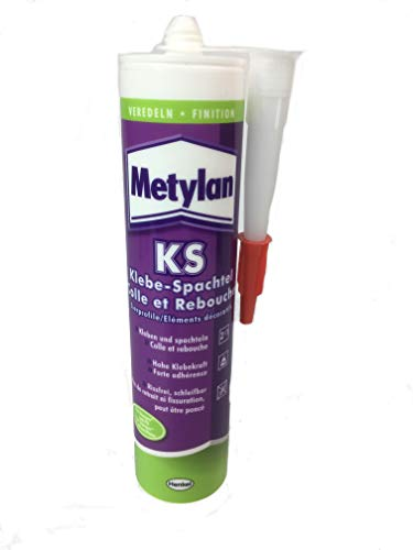 Metylan KS Klebespachtel 1552 für Zierprofile Kleber