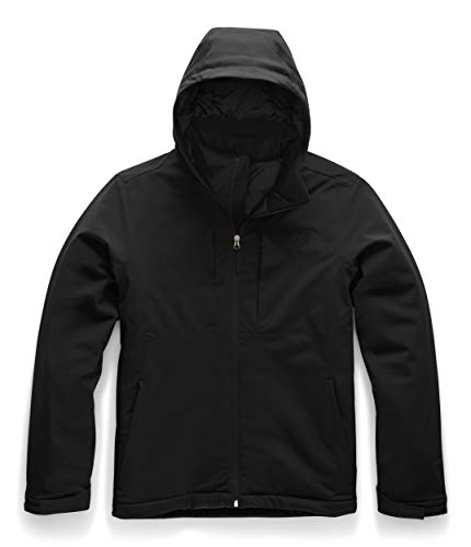 The North Face Men's Apex Elevation Jacket, TNF Black, Large