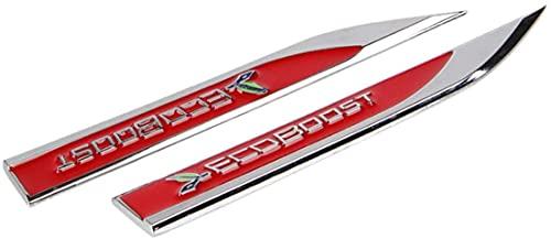 Emblema De La Parrilla Delantera Del Coche 3d, Etiqueta Engomada Del Emblema De La Insignia Del Maletero Trasero, Accesorios De Estilo Del Coche, Para Focus 2 3 Mk2 Fiesta Ranger Mondeo Kuga Escort