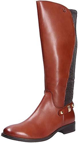 CAPRICE Damen Stiefel Brauner Stiefel mit XL-Schaft 25520-313 braun 718198