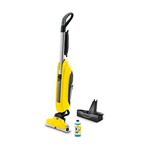 Karcher FC 5 Improved Floor Cleaner, Full Size, Yellow