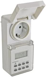 230/V//16/A Perel E305EM6/de G Medidor de energ/ía sistema Alem/án