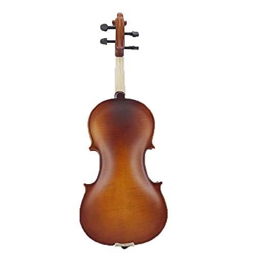 SUNXK Arts geplaatst portefeuilles raad nam piano lindehouten triplex student viool plaat SUNXK (Color : Brown, Size : 1/4)