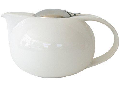 ZEROJAPAN Saturn L 1350cc white teapot BBN-17L WH (japan import) by Zero Japan