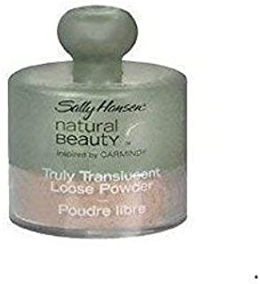 Sally Hansen Natural Beauty Truly Translucent Loose Powder, Natural, Inspired By Carmindy.