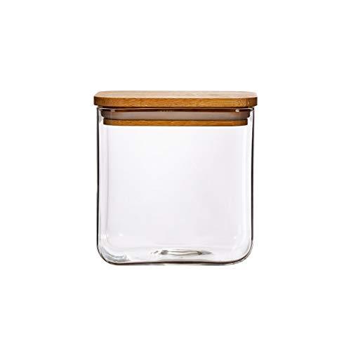 Sass & Belle Vorratsdose aus Glas klein