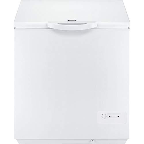 Zanussi ZFC21400WA - Frigorifero da congelatore, A+, altezza 86,80 cm, altezza 227 kWh, anno 210 l, illuminazione interna, colore: Bianco