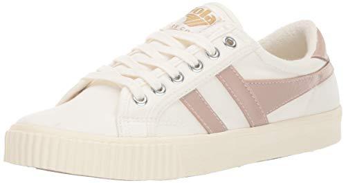 Gola Damen Cla280 Sneaker, Elfenbein (Off White/Blossom XK), 40 EU