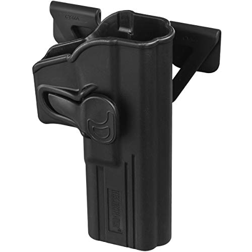 Helikon Release Button MOLLE Holster Black
